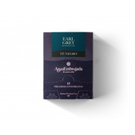 Earl Grey Lumbini black tea, natural aroma