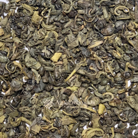 Gunpowder Green Tea, Lumbini Sri Lanka