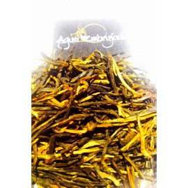 Golden Needle Dian Hong Black Tea. Autumn Harvest