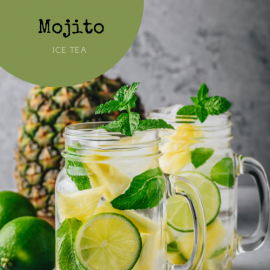 Ice tea Mojito, 250g can.