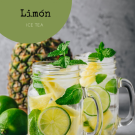 Ice tea Lemon, 250g can